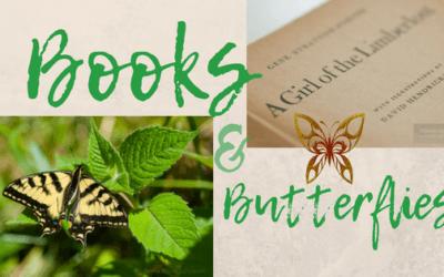 Books & Butterflies