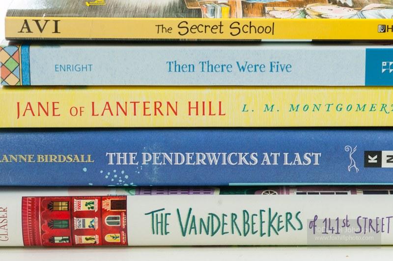 On My Bookshelf This Spring | Anna Rose Johnson