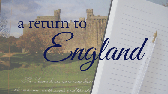 A Return to England