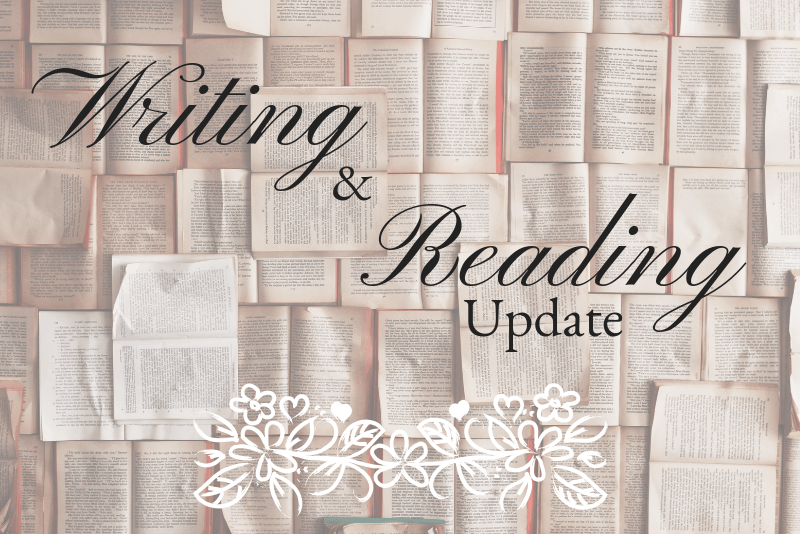 Writing + Reading Update: 11/5/18