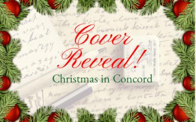 Cover reveal for my Christmas novelette!