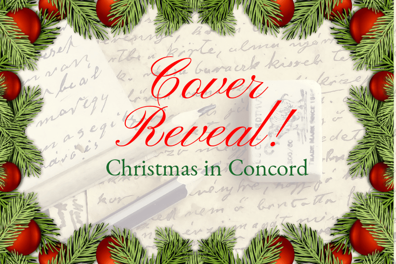 Cover reveal for my Christmas novelette!