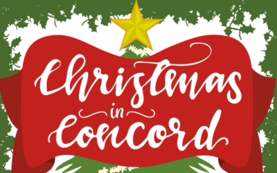 """""""Christmas in Concord"""" is available to download!"""