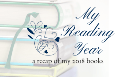 My Reading Year: A Recap of My 2018 Books