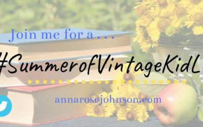 Join Me for a Summer of Vintage Children's Books!