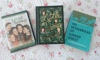 On Revisiting Little Women and Parallels to the Penderwicks
