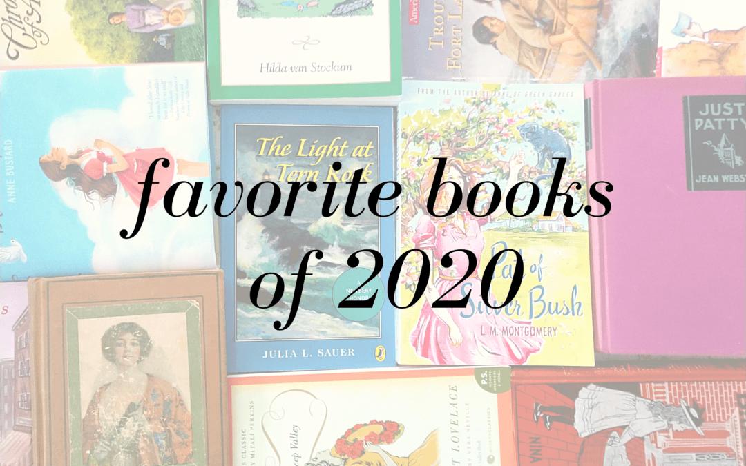 My Reading Year: A Recap of my 2020 Books