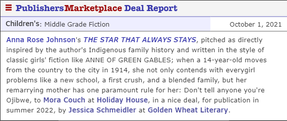 My First Middle Grade Novel Releases in 2022!